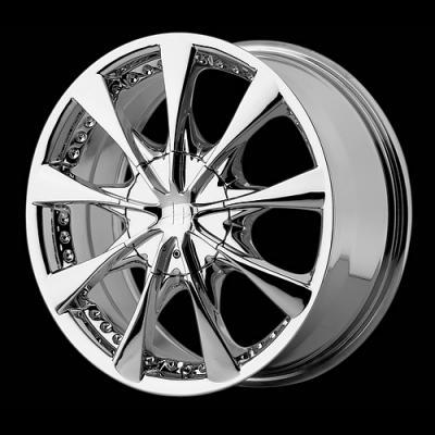 HE827 Tires